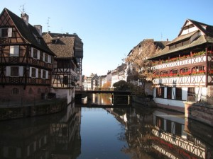 Petit France, Strasbourg, France