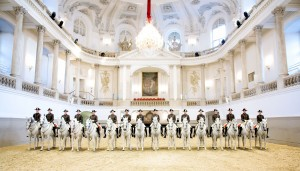 Spanish Riding School, Vienna