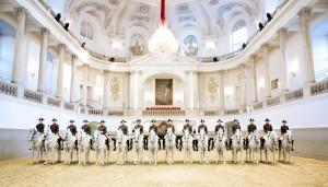 Spanish Riding School, Vienna