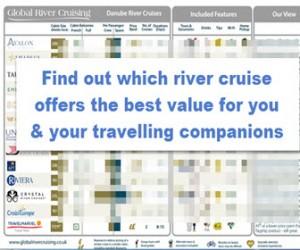River Cruising Cheat Sheet