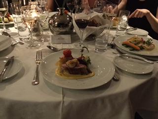 Amadeus Silver II Fine Dining