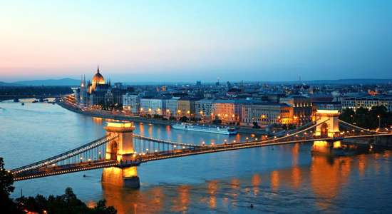 choose our Danube river cruises as your next holiday
