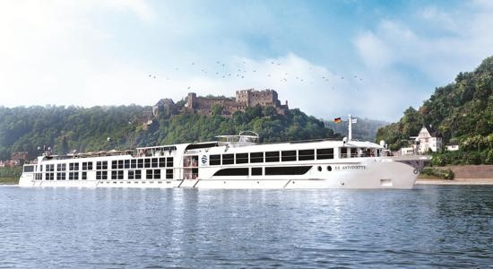 travel through Europe on Uniworld river cruises