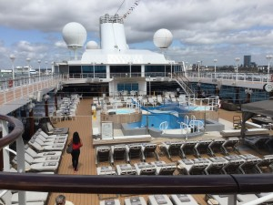 Azamara Quest Swimming Pool