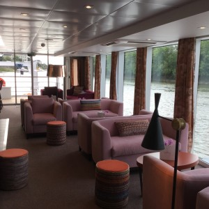 Lounge on Loire Princess