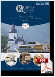 Riviera River Cruises 2017 Brochure