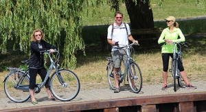 Cycling tours on river cruises