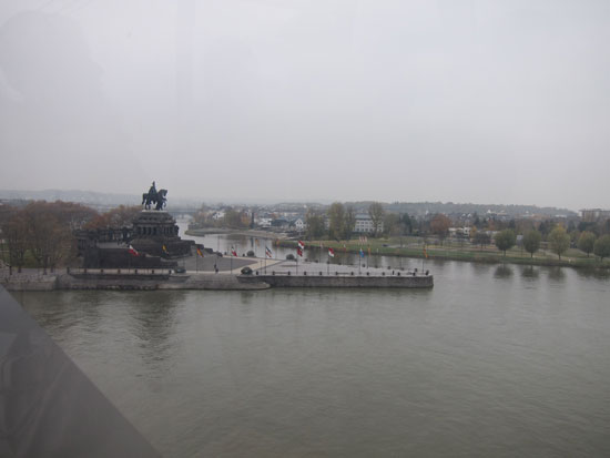 Day 5 - Rudesheim - Koblenz