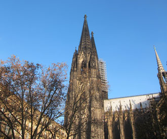 Day 8 - Cologne