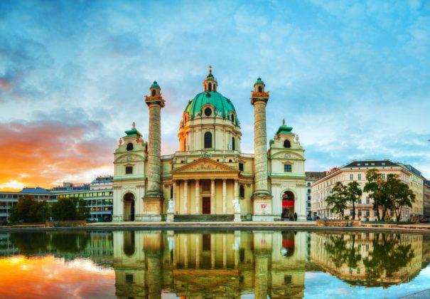 Day 2 - Vienna, Austria