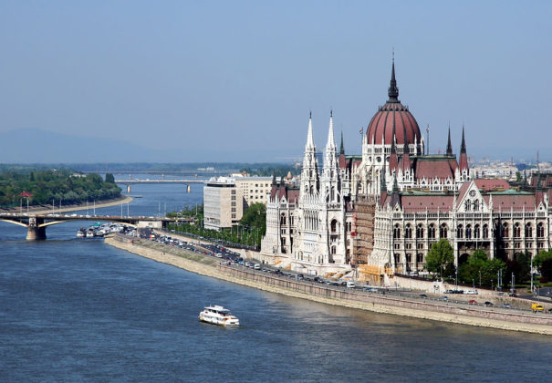 Day 11- Budapest, cruising the Danube River