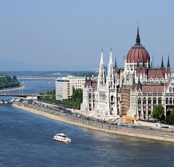 See Budapest on your Danube river cruise