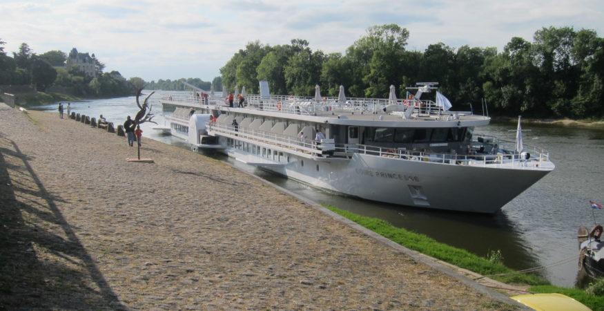 Croisi Europe - MS Loire Princesse - Challones-sur-Loire