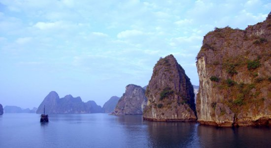 Day 6 -  Halong Bay Cruise & Hanoi