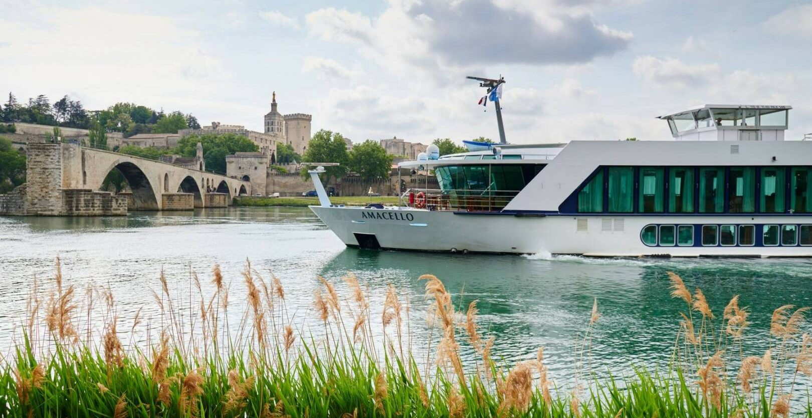 AmaWaterways AmaCello - Avignon