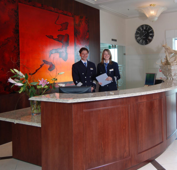 AmaWaterways AmaCello Reception