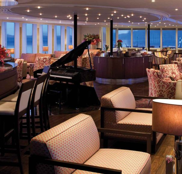 AmaWaterways AmaCerto Lounge