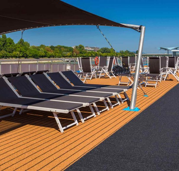 AmaWaterways AmaDante Sun Deck