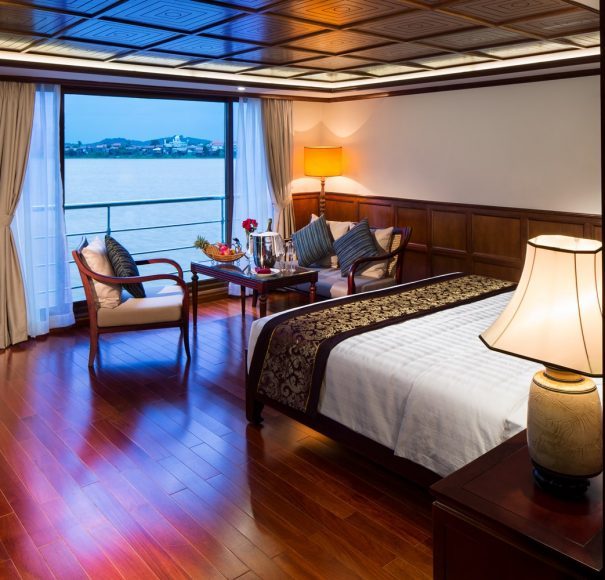 AmaWaterways AmaDara Luxury Suite