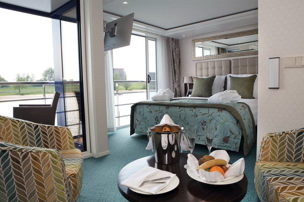 AmaWaterways AmaSonata Suite
