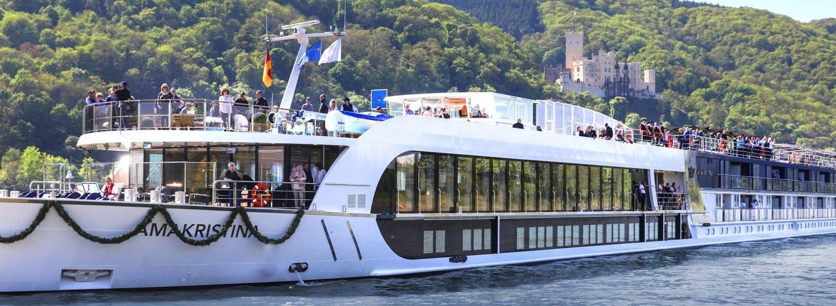 AmaWaterways Amakristina Ship