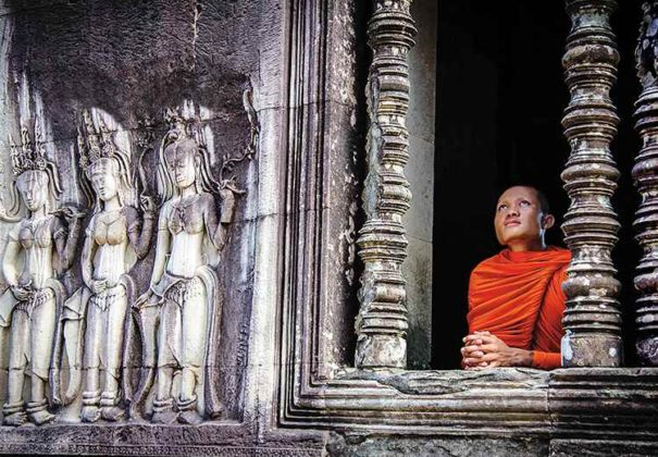 Day 6 - Oudong - Kampong Tralach -Phnom Penh