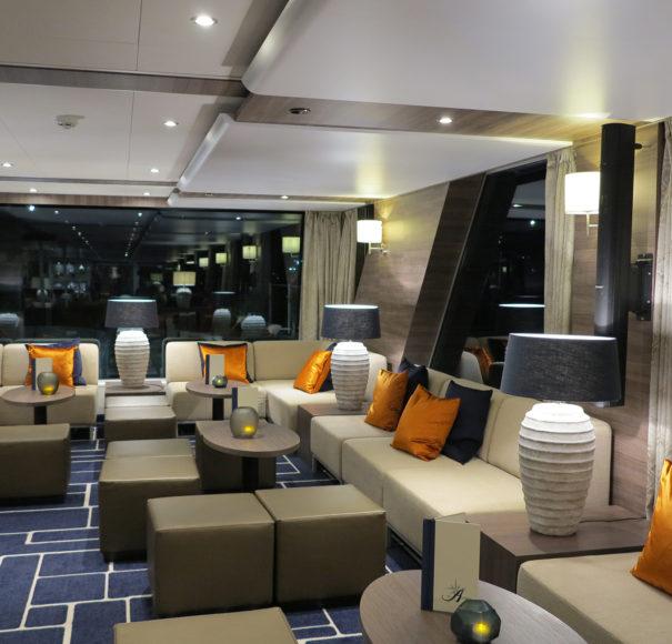 Amadeus Silver III Panorama Bar