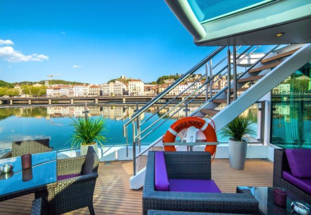 Amadeus Provence River Terrace