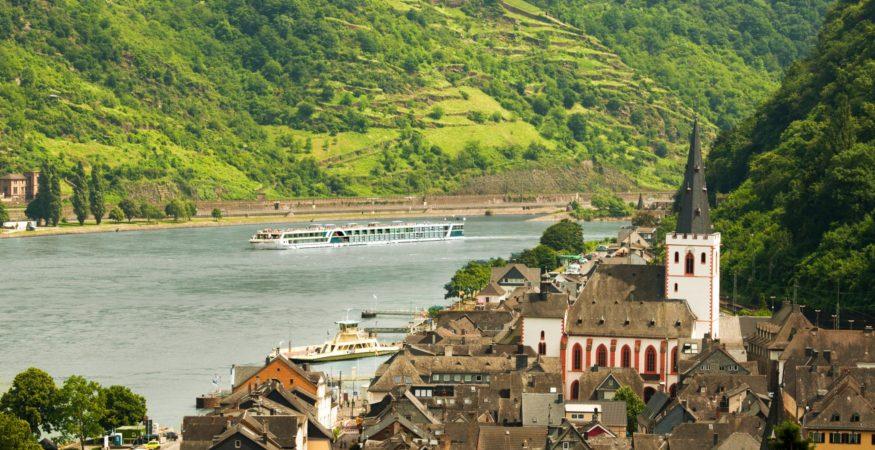 Amadeus Silver on the Rhine