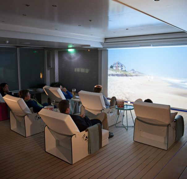Emerald Waterways - Cinema