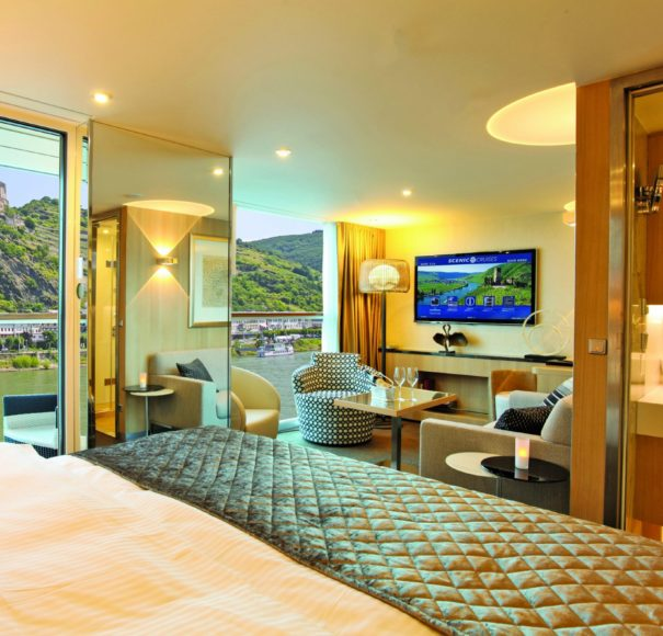 Scenic Crystal Royal Suite