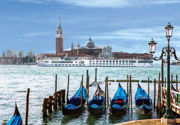 Uniworld River Countess in Venice