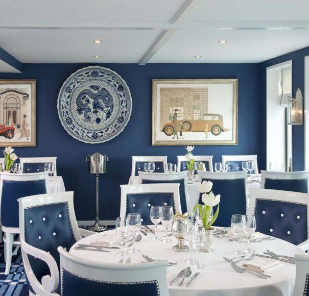 Uniworld River Queen Restaurant