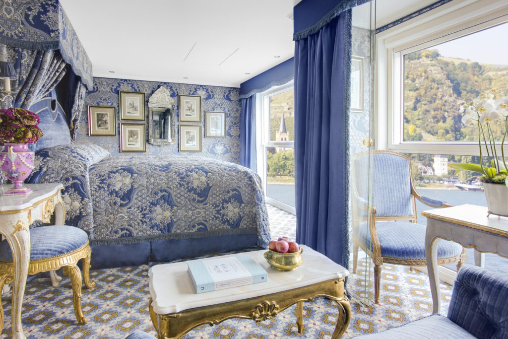 Uniworld SS Maria Theresa Suite