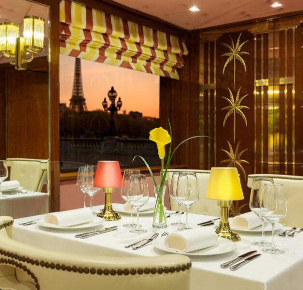 Uniworld SS Joie de Vivre, Restaurant la Pigale