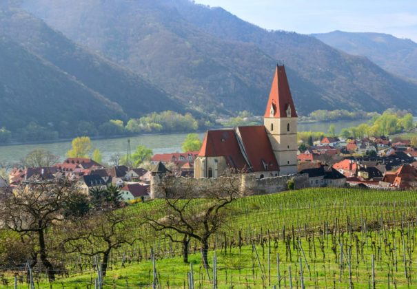 Day 5 - Spitz, cruising the Wachau Valley