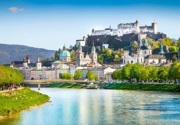 Day 6 - Passau & Salzburg