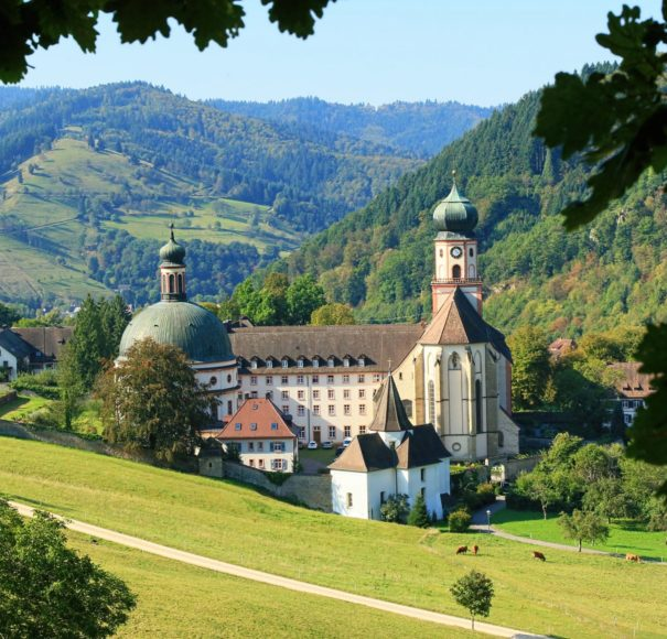 Rhine - Black Forest in Germany