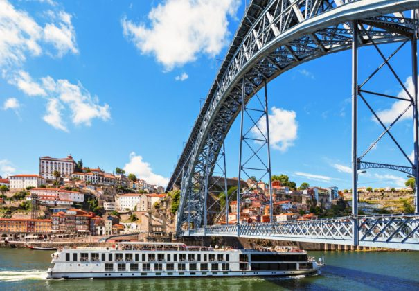 Day 2 - Porto, Cruising the Douro River, Porto Antigo