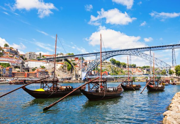 Day 5 -  Porto, Cruising the Douro River, Porto Antigo