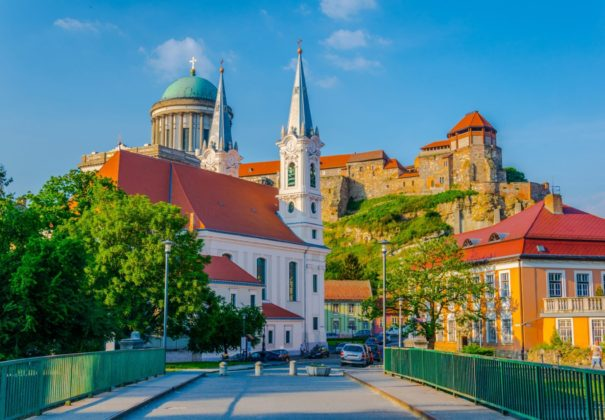 Day 3 - Esztergom & Budapest - Hungary