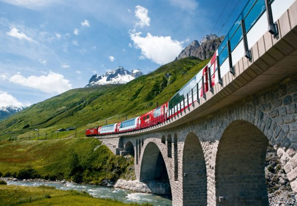 Day 3 - The Glacier Express