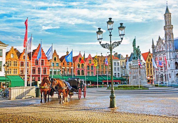 Day 8 -  Ghent (Bruges or Ghent)
