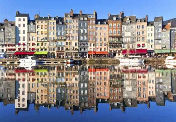 Day 5 - Rouen & Honfleur