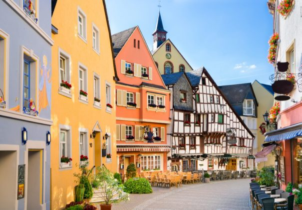 Day 3 - Bernkastel - Moselle Valley Scenic Cruising
