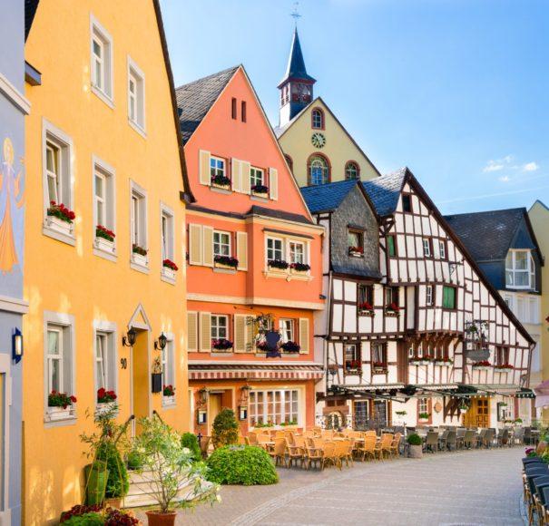 Titan Travel Moselle Bernkastel-Kues Germany