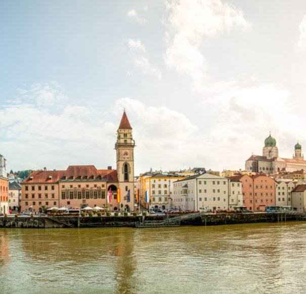 Danube - Passau