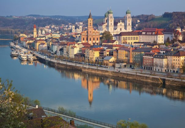 Day 3 - Passau & Linz