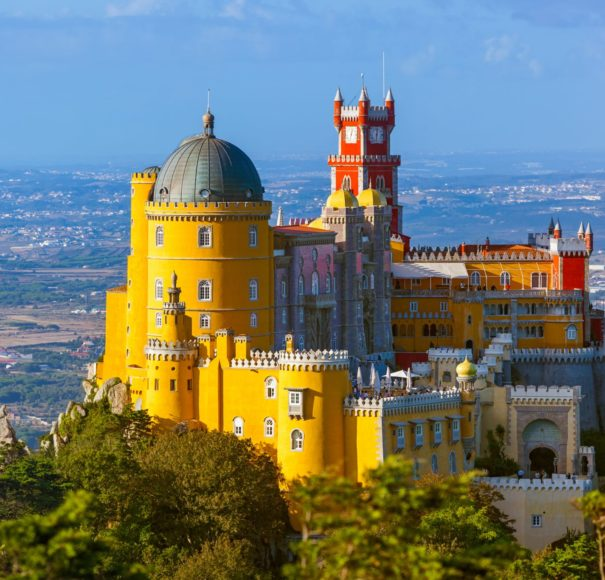 Douro -Pena-Palace-in-Sintra---PortugalLowRes