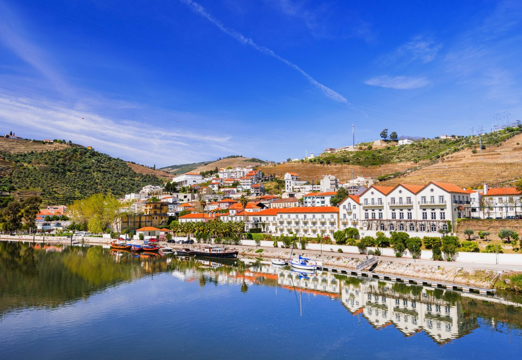 Riviera Travel The Douro Oporto Amp Salamanca Douro River